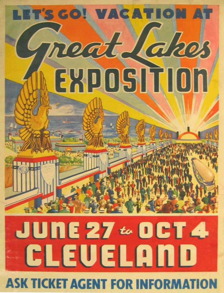 Reference Library Update The Great Lakes Exposition Of 1936
