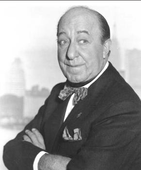 Ed Wynn in the early 1950's.