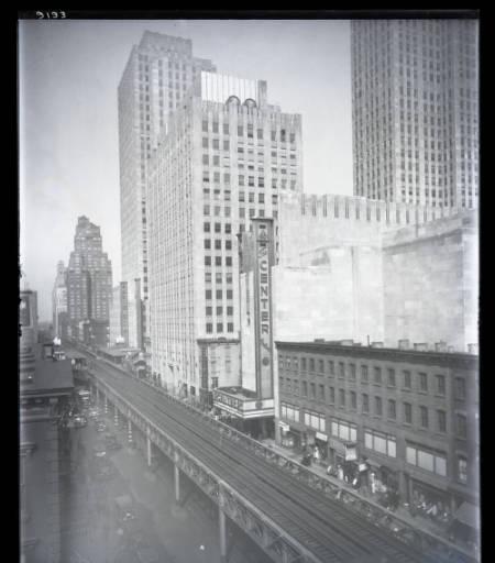 R-K-O Center Theatre, 1934.