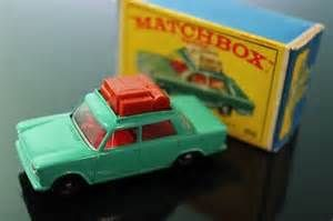 1960's Matchbox car.