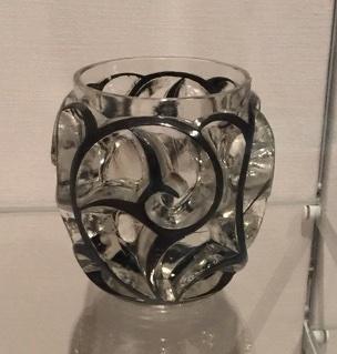 Tourbillons Vase, Lalique.