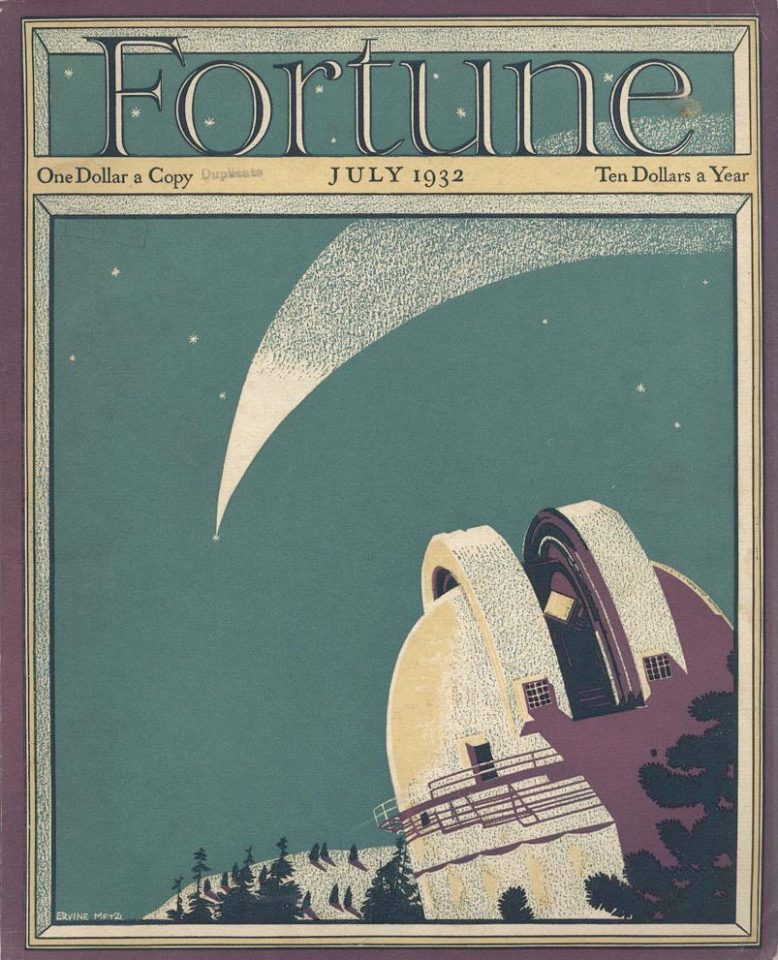 Fortune July 1932