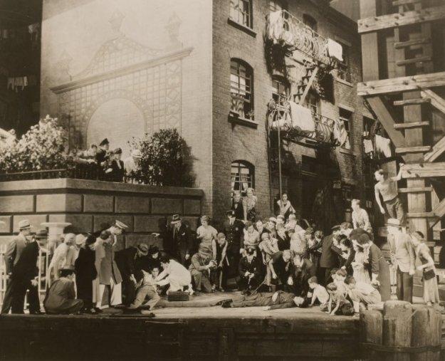 Dead End, 1935.
