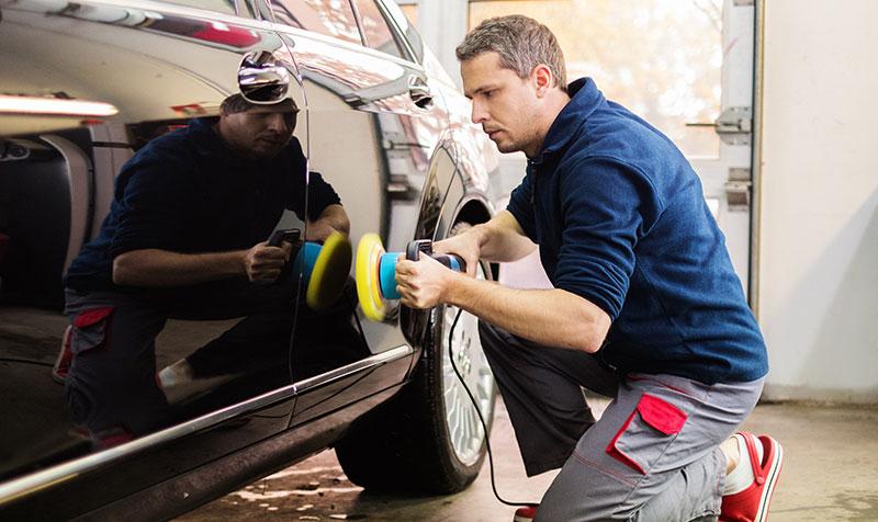car polishing and buffing