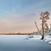 Driving on Frozen Lakes and Rivers