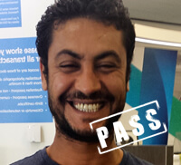 Mohamed M – East Perth WA