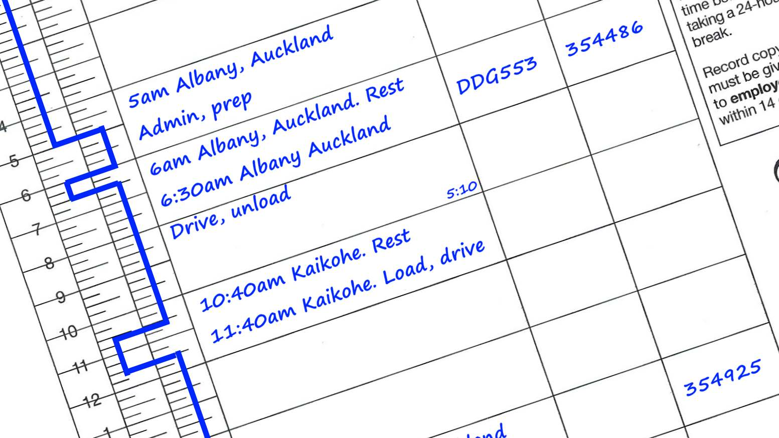 How Many Logbooks Must A Driver Maintain