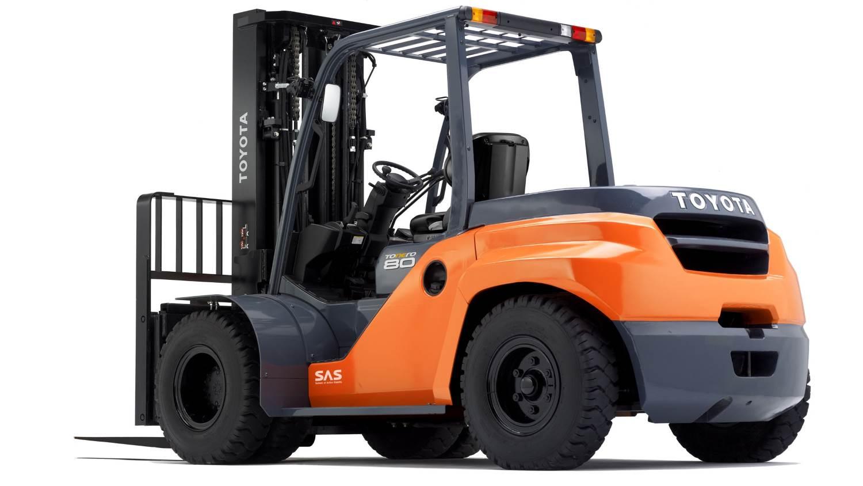 Types Of Forklift Trucks