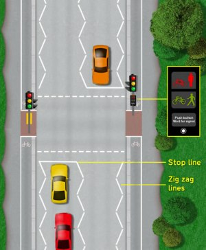 Toucan Crossing – Driving Test Tips