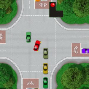 Traffic Lights Sequence – Driving Test Tips