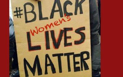 #BlackWomen'sLivesMatter
