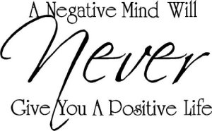 A negative mind will never give you a positive life #drjohnaking