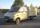 """""""Rotkreuz Lippstadt 1 GW-San 1"""", Fahrzeughersteller: Mercedes Benz, Fahrzeugtyp: 416 CDI / 4x4 Sprinter, Baujahr: 2006, Leistung: 115 kW (156 PS)"""