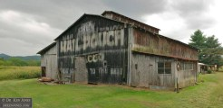 Mail Pouch Tobacco Barn, Stout, Ohio