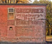 Pillsbury's Best Flour / Agricultural Implements, Doylestown, Pennsylvania