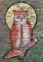 Owl Cigar (detail), New Kensington, Pennsylvania