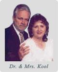 Dr. and Mrs. Kool