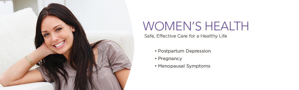 Effective naturopathic care for women's health
