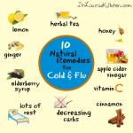 10 Natural Remedies for Colds and Flu
