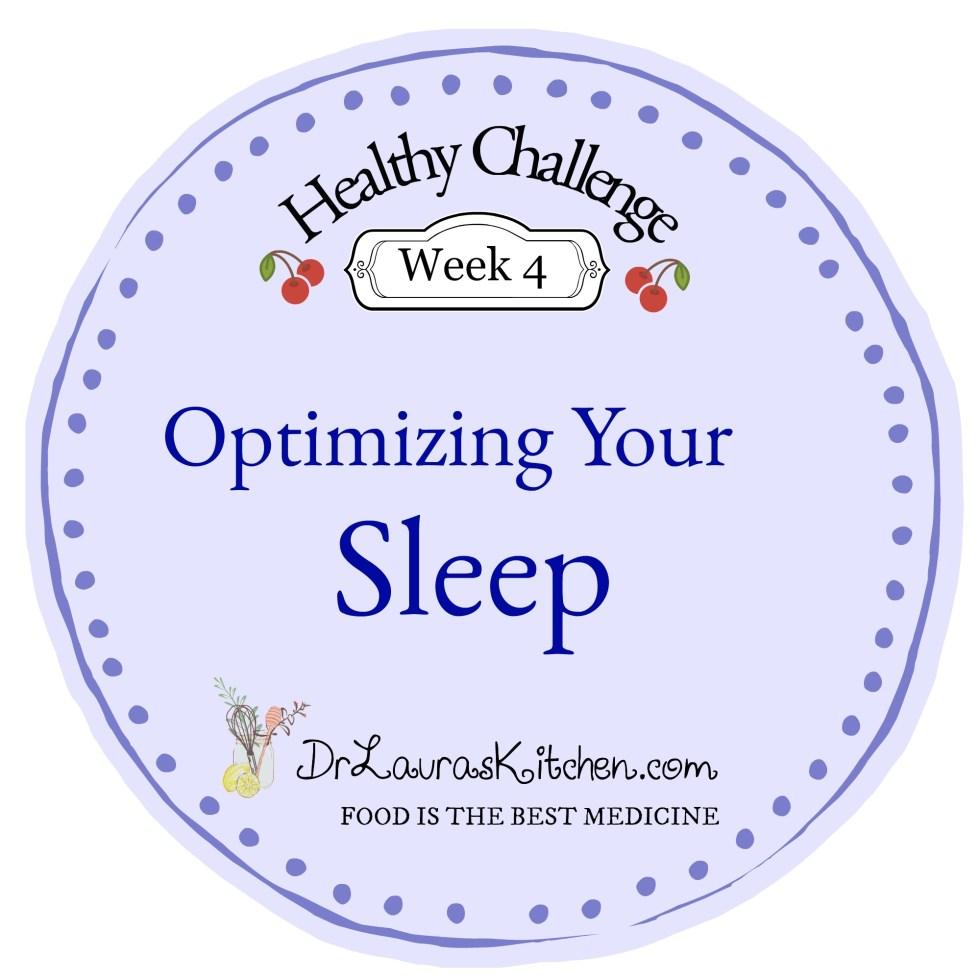 Healthy Challenge Week 4