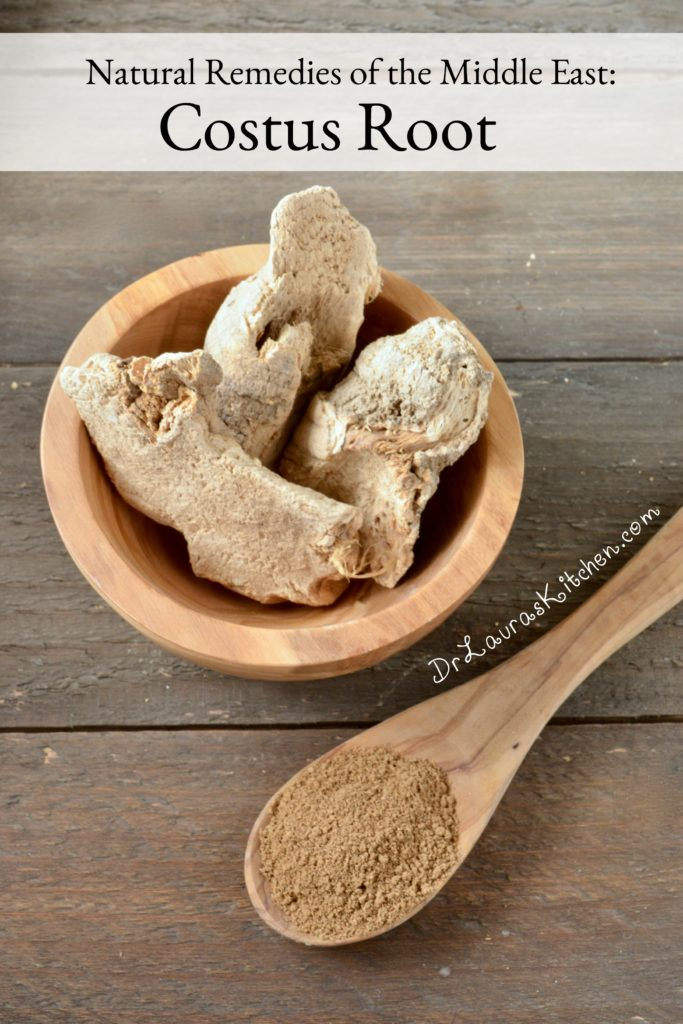 Natural Remedies of the Middle East: Costus Root - Dr  Laura's Kitchen