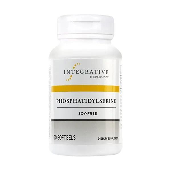 Phosphatidylserine 100 mg (Soy-Free)