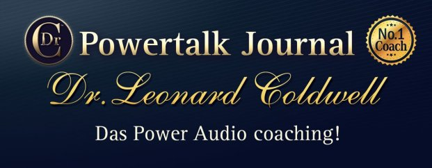 Dr. Coldwell Powertalk Journal
