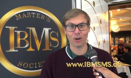 Die IBMS Mitglieder haben im April 2017 wieder frische Power getankt