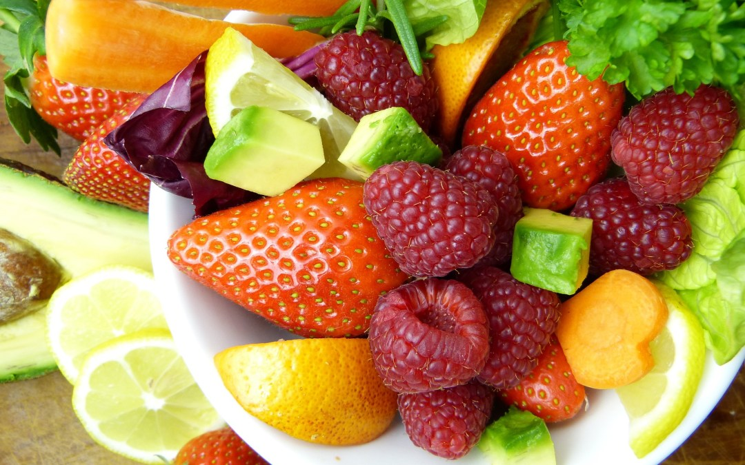fiber and fruit