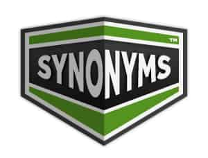 Synonyms Meaning, Synonyms Meaning