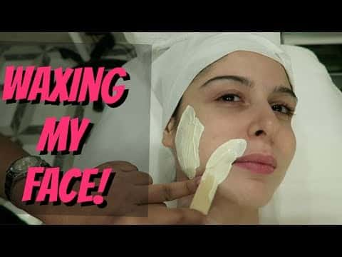 Is repeated Face Waxing good for the skin? Know the ways to do it right