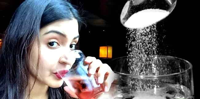 Drink black salt mixed with 1 glass of water daily, these 5 diseases will run away