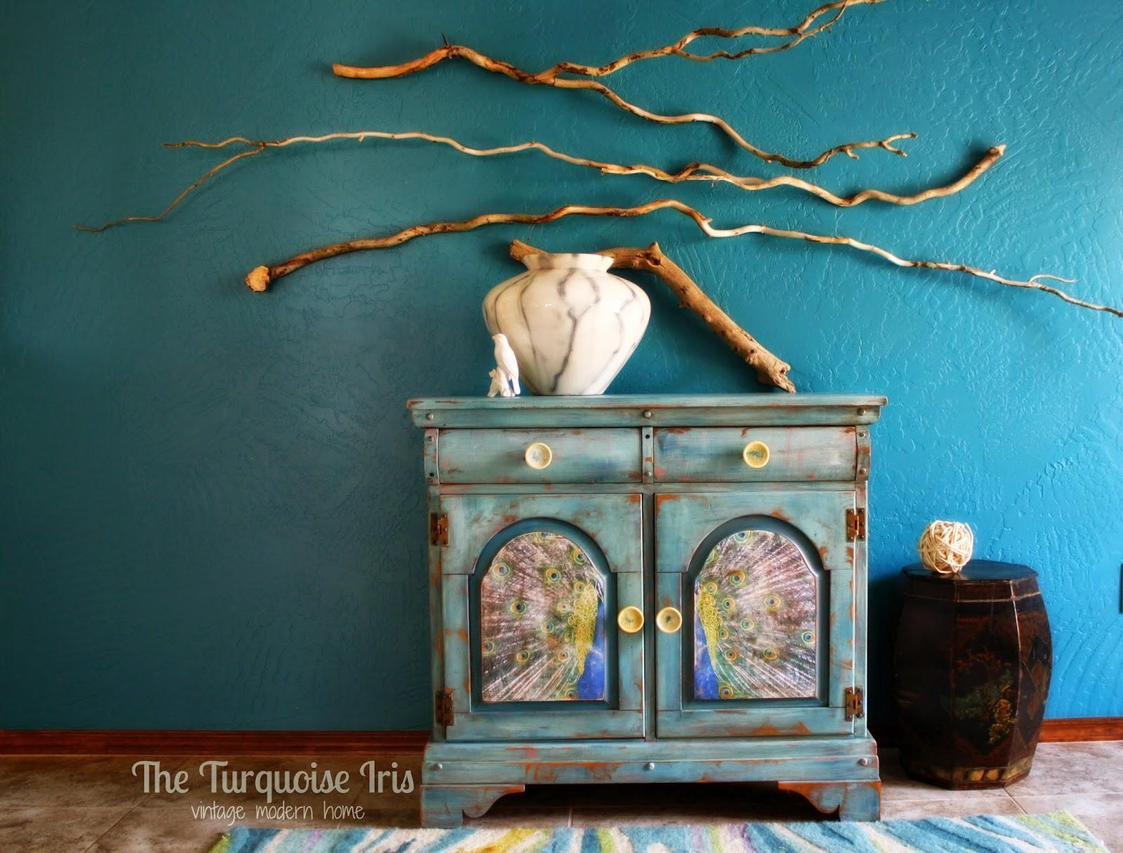 El estilo atrevido de The Turquoise Iris