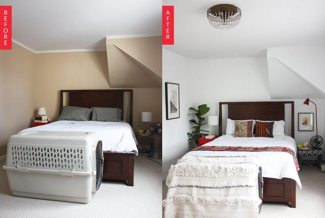 Antes y después en la decoración de estos 10 dormitorios
