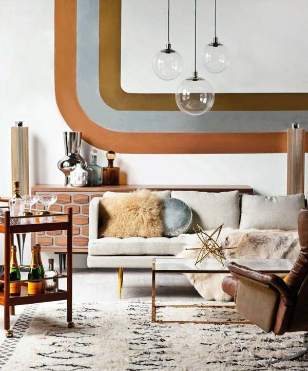 Top 10 tendencias setenteras en decoración