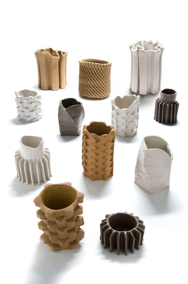 Crea tus propios jarrones | Blog DIY decoración