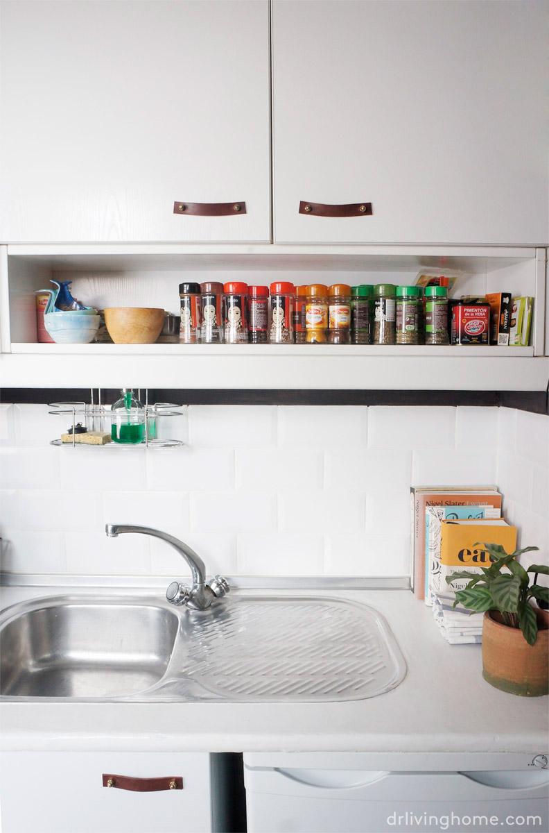 Cómo ordenar una cocina pequeña para aprovechar el espacio