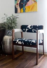 Una silla del Rastro