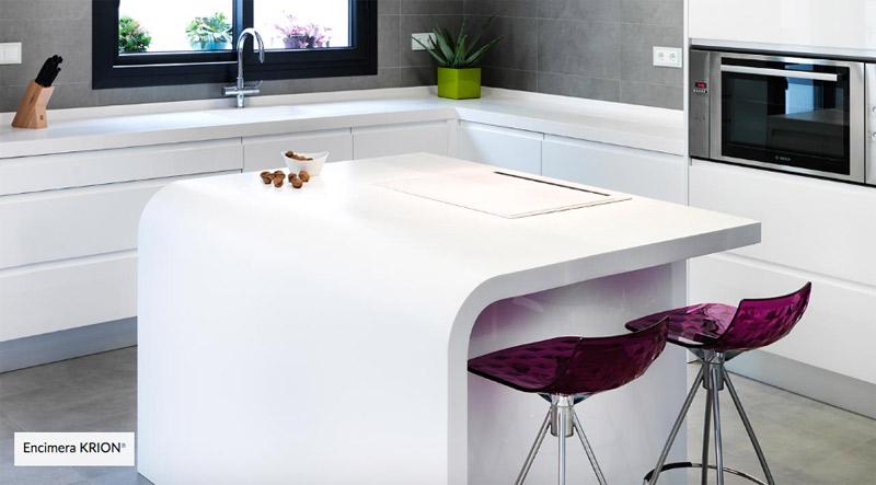 Cómo renovaría la cocina con Porcelanosa