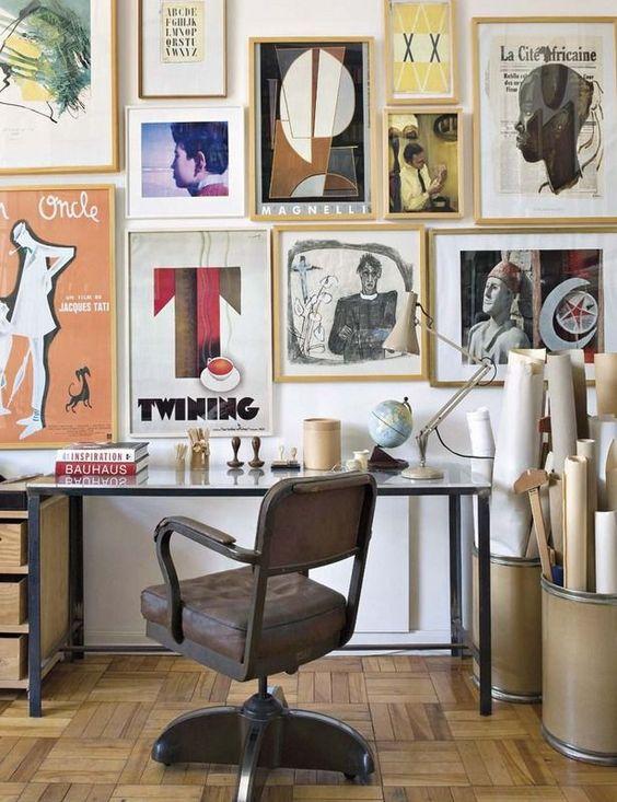 Ideas para decorar la oficina