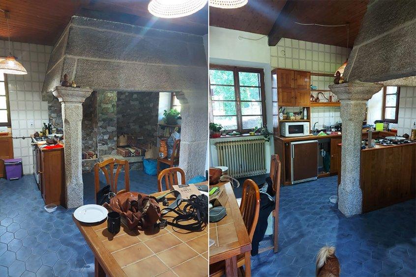 Antes cocina tradicional