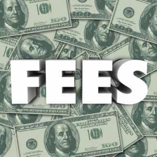 Psychotherapy fees