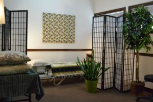 Treatment Room at Dr. Manlove's office