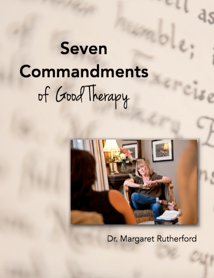 What You Don't Want To Hear In A Therapist's Office