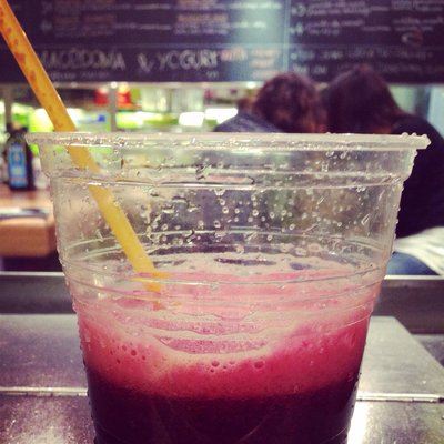 juice bar in florence