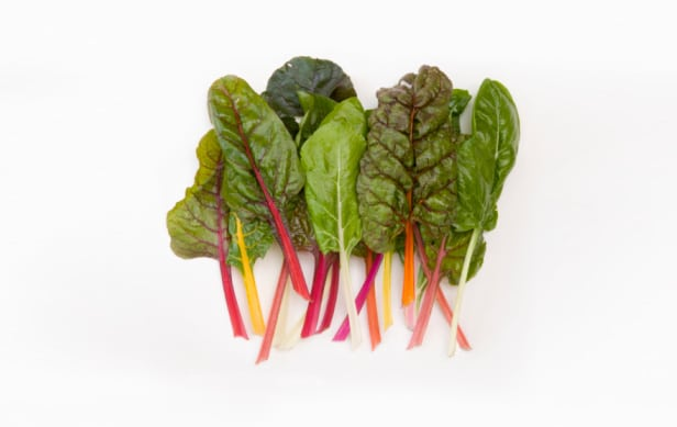 We use rainbow chard in our green smoothies, or sauteed with almost any meal.
