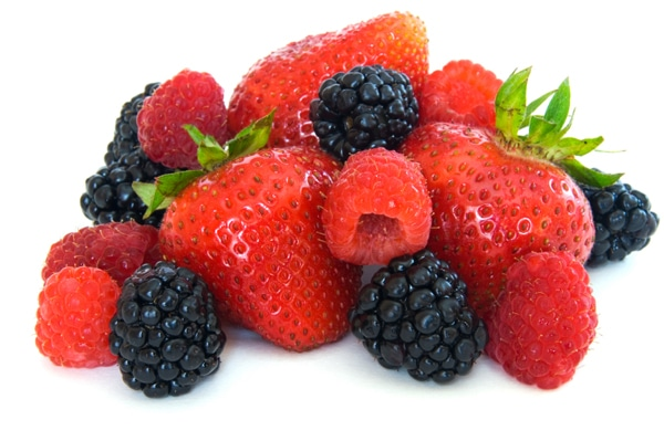 Berries are one of the most delicious superfoods!