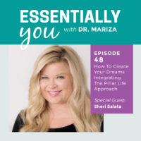Essentially You Podcast sheri shalata feature