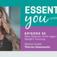 Essentially You Podcast Blog Header Theresa D
