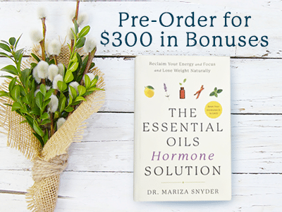 Grab the Essential Oils Hormone Solution for Over $300 in Bonuses